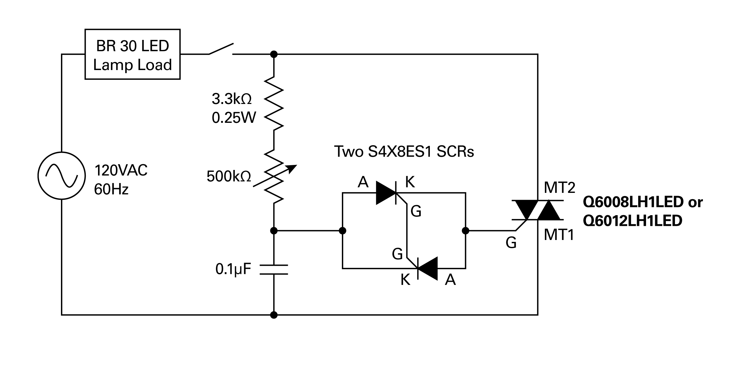 [SCHEMATICS_48YU]  Simplifying Solid-State Lighting Control | Electrical Engineering News and  Products | Led Dimming Wiring Diagram Capacitor |  | EE World Online
