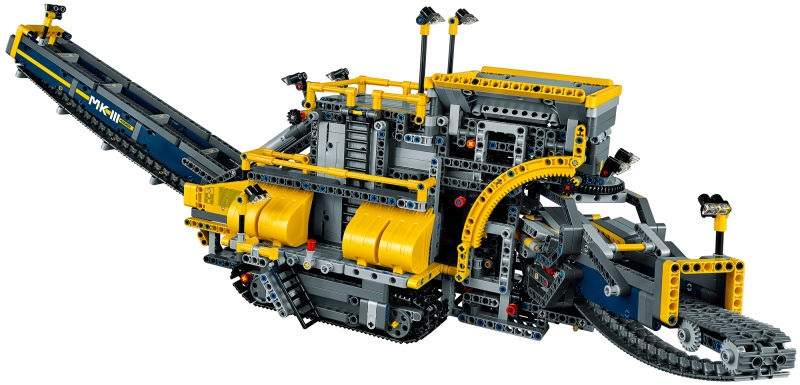 Photos Of The Day Lego S Largest Technic Set Features 3 9k Pieces Electrical Engineering News And Products